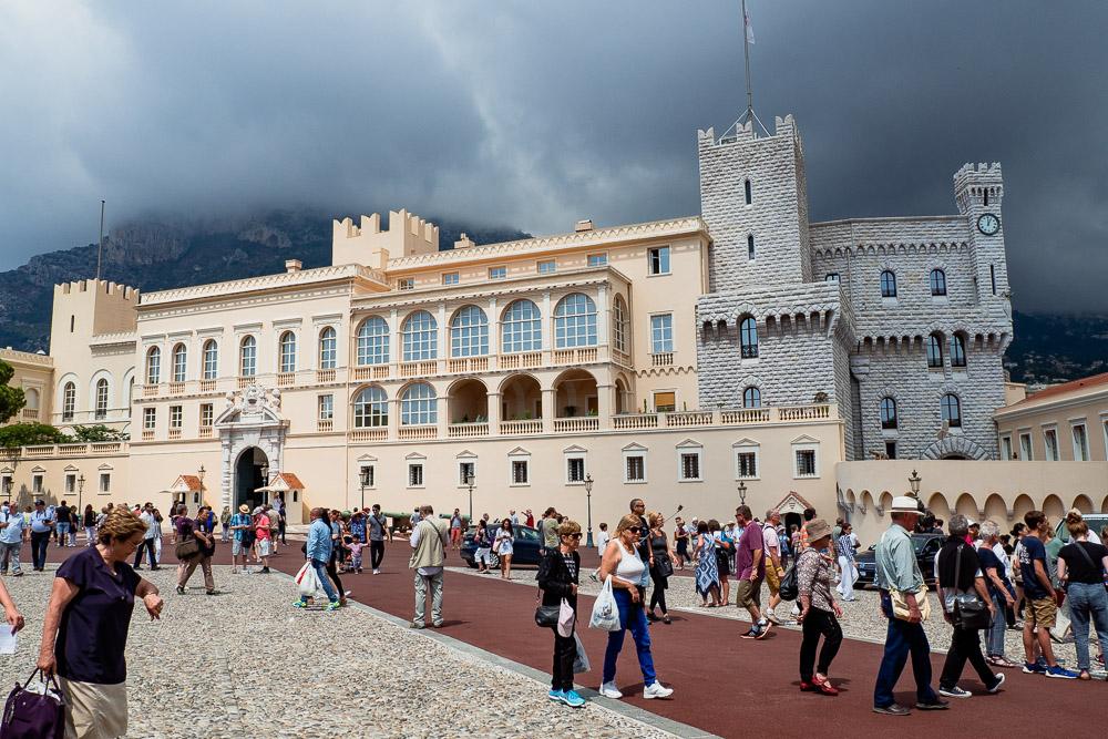 Fürstlicher Palast Monaco