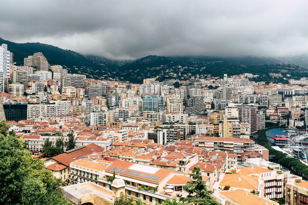 Monte Carlo von oben