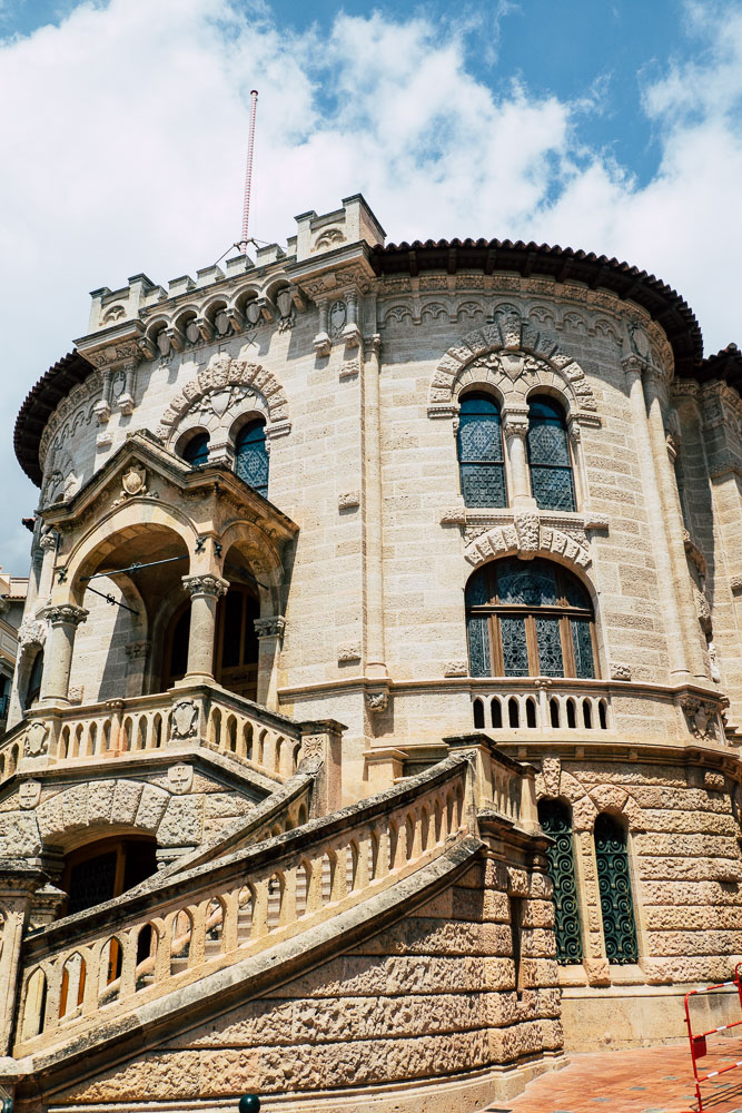 Justizpalast Monaco