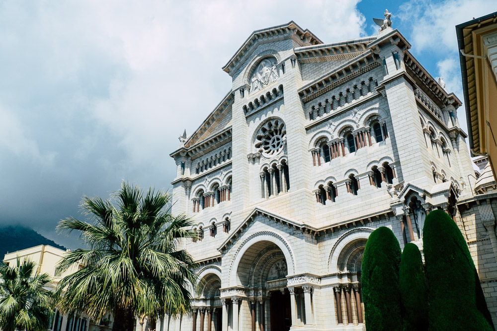 Kathedrale von Monaco