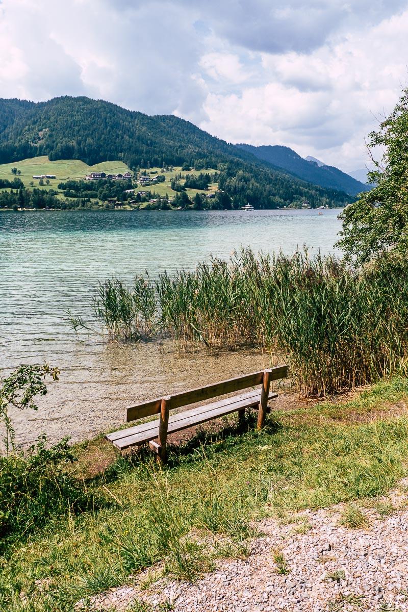 Sommeridylle am Weissensee