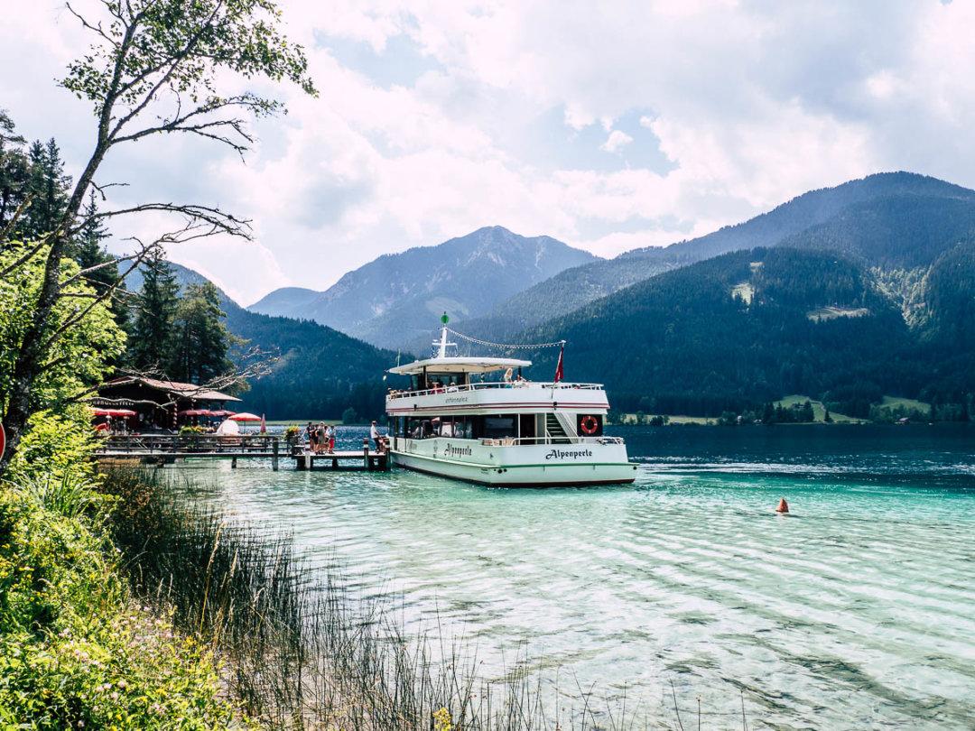 Urlaubsparadies Weissensee in Kärnten