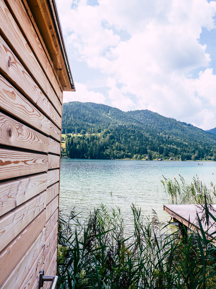 Baden am Weissensee in Kärnten