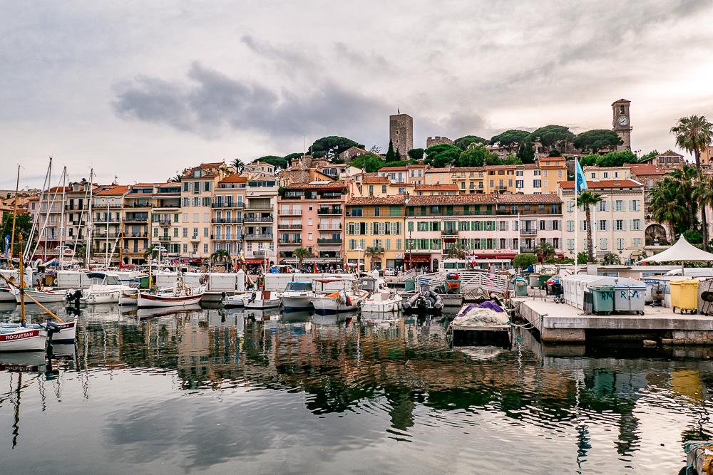 Cannes-Reiseführer-Riviera