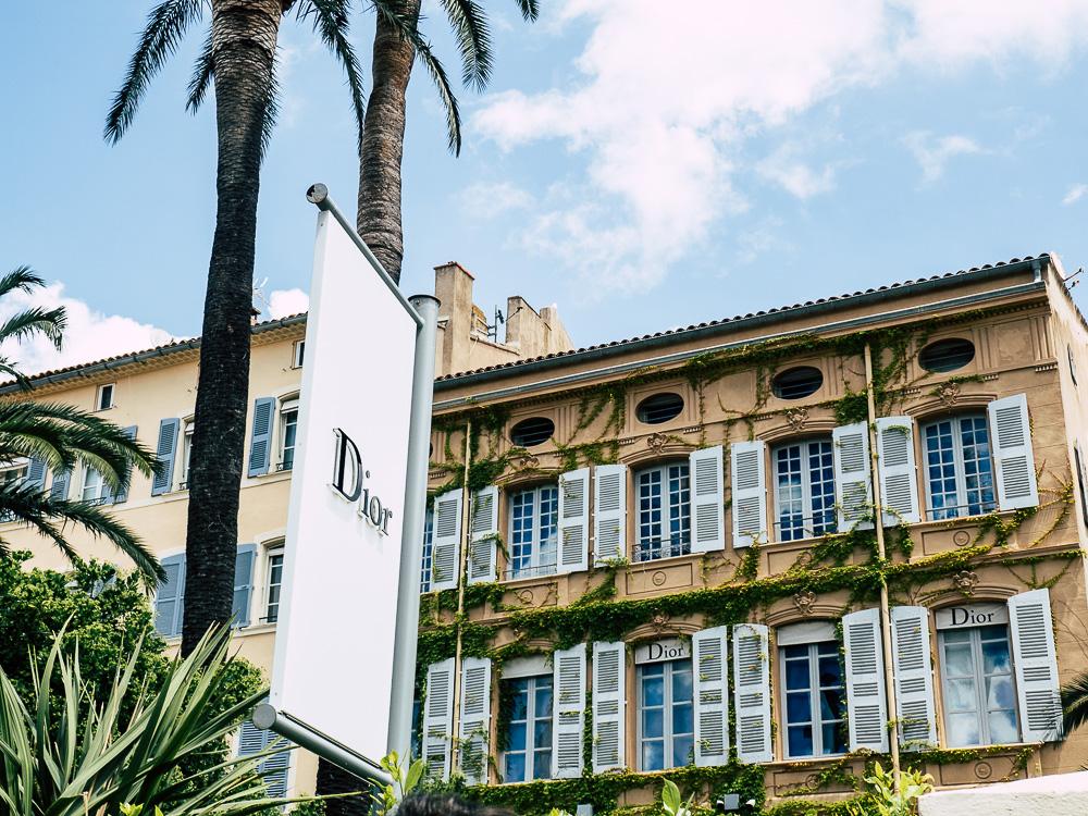 Dior Haus St Tropez