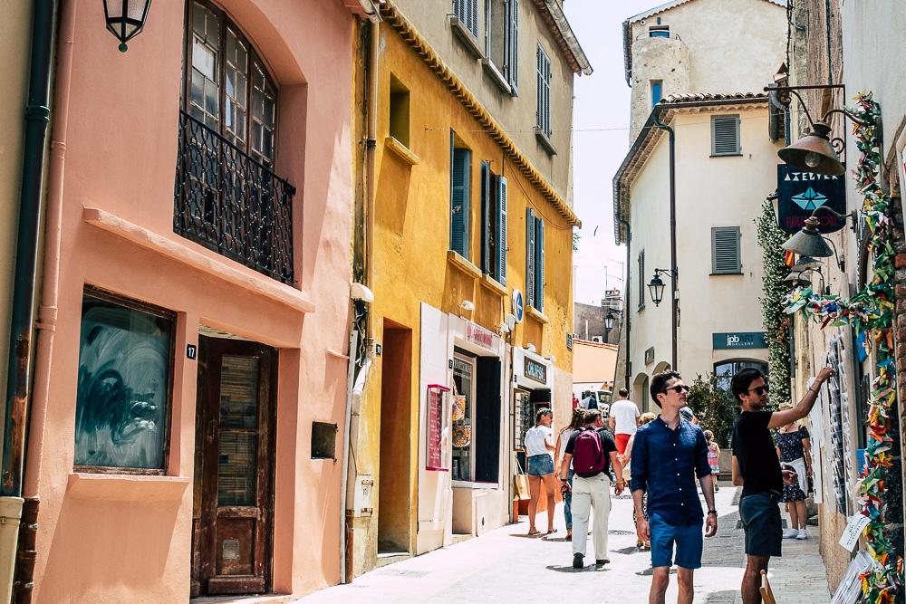 St-Tropez-Sommer