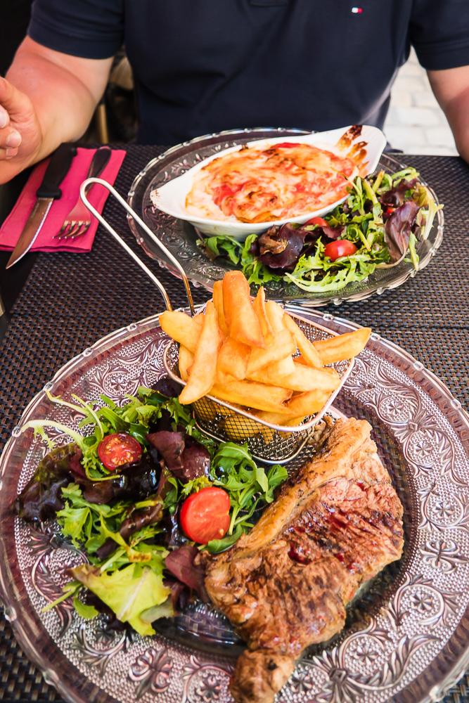 Essen-Urlaub-St-Tropez