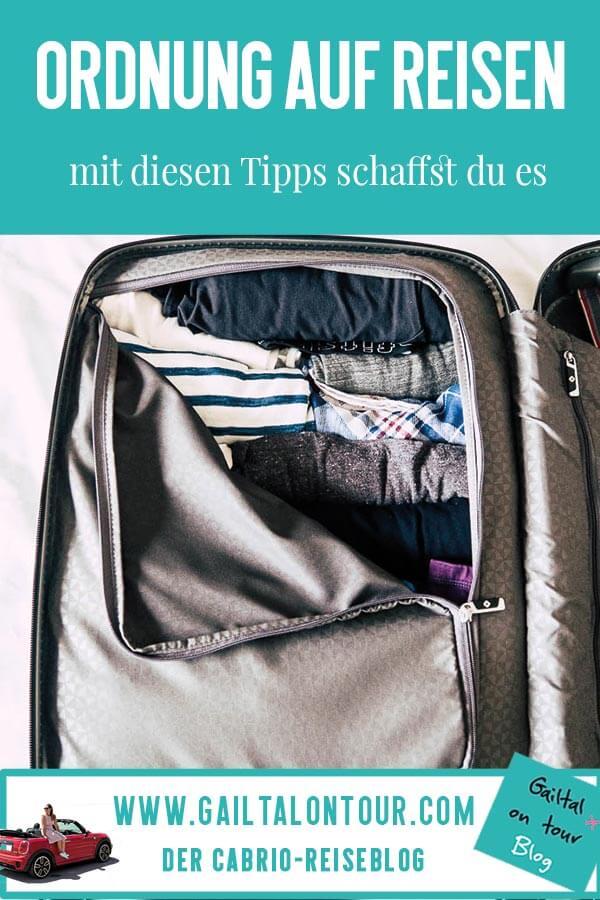 Ordnung-Reisen-Tipps