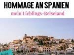 mein Lieblings-Reiseland Spanien