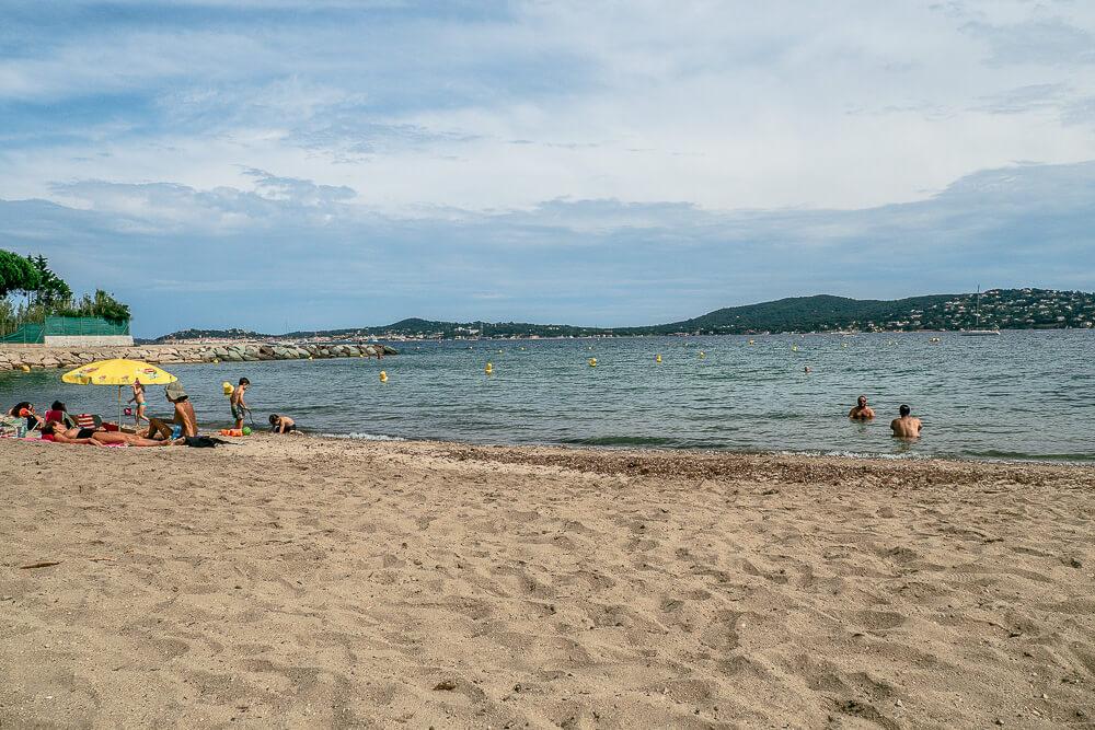 Strand-Saint-Tropez