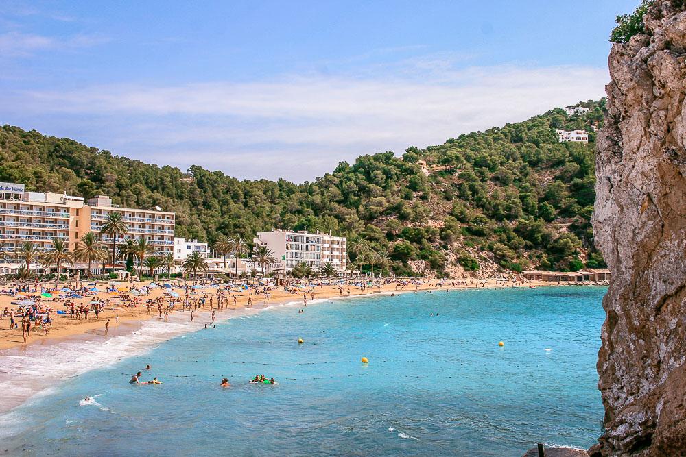 Ibiza Cala de Sant Vincent