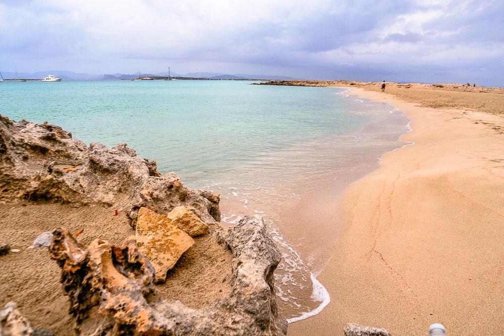perfekter Strand Urlaub
