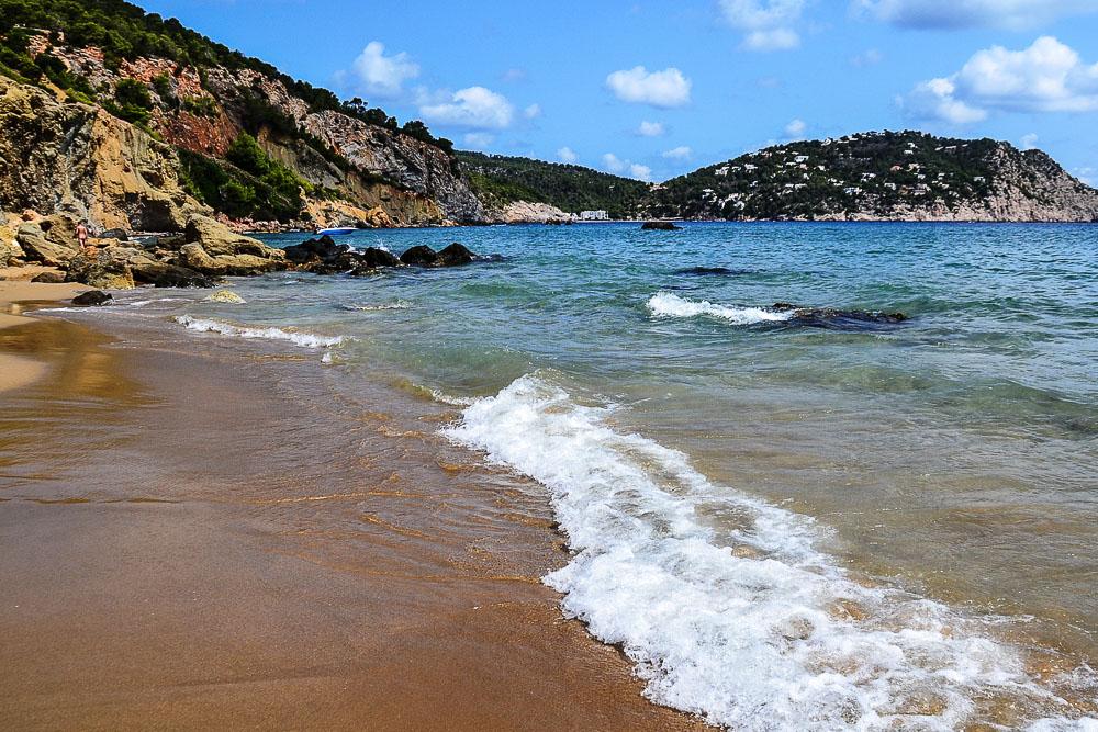 Ibiza schöner Strand