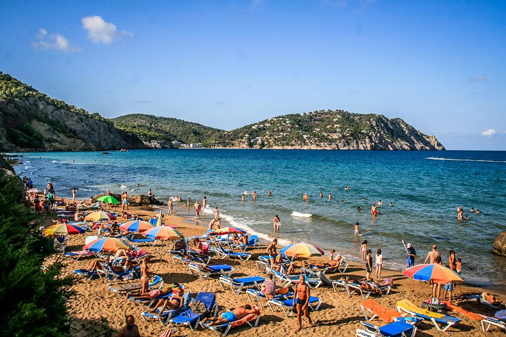 Spanien im August