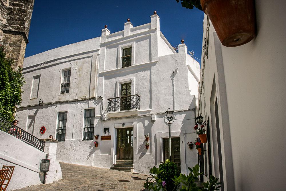 Route der weißen Dörfer Andalusien