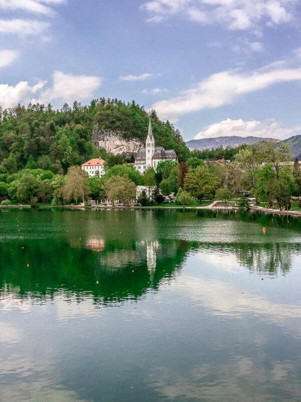 Bled-Slowenien-Ausflug