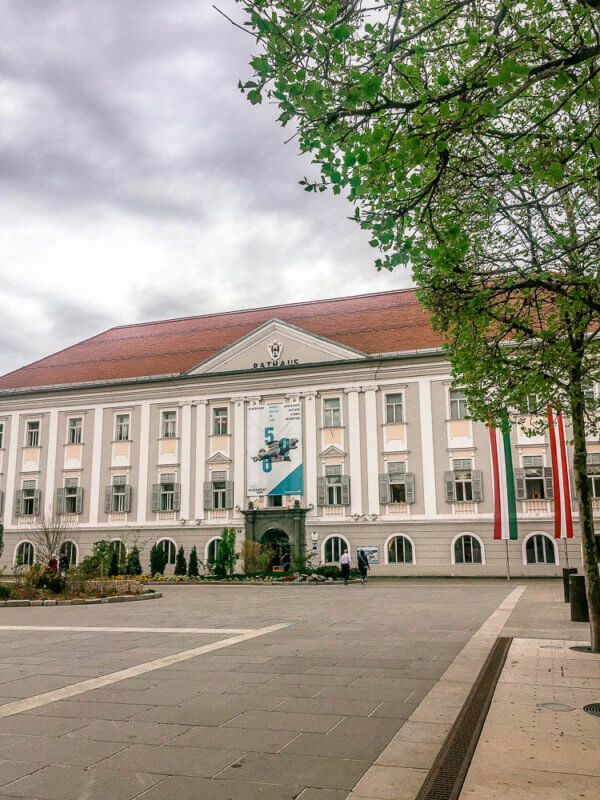 Rathaus Klagenfurt