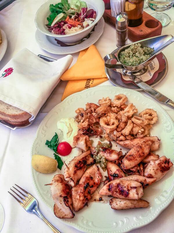 Restauranttipp Kranjska Gora