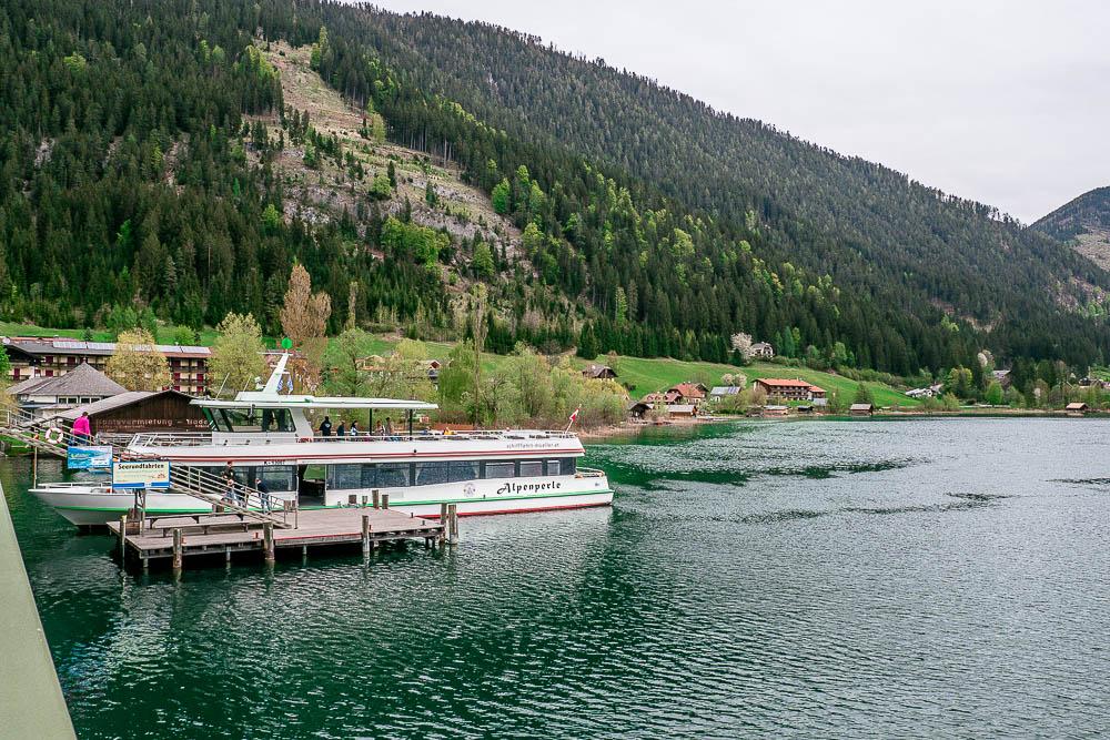 Alpenperle Weissensee