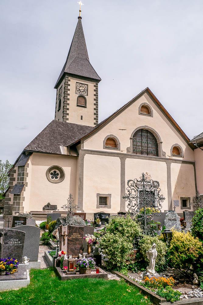 Kirche Ossiach