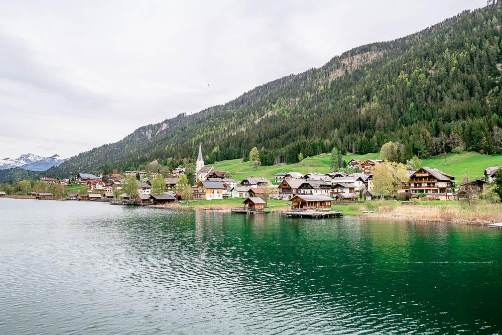 schönste Kärntner Seen