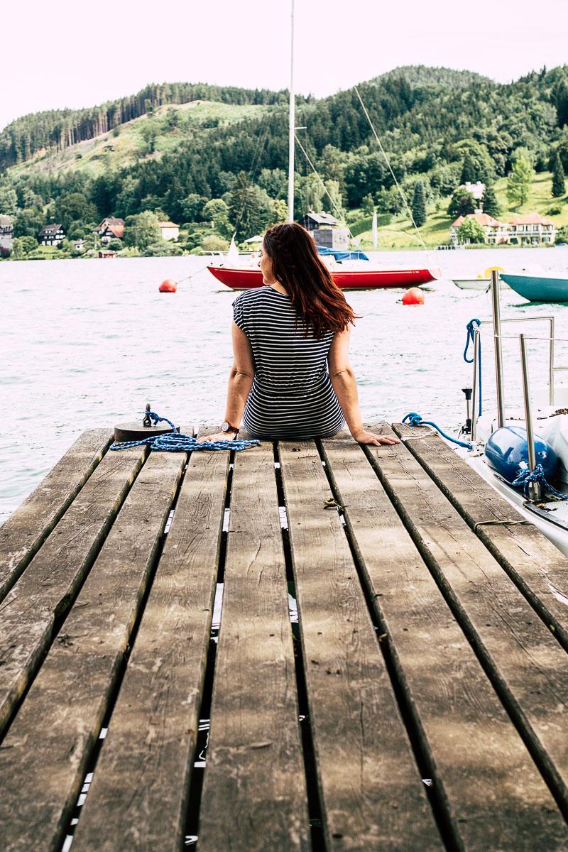 Biwak unter den Sternen Millstätter See Urlaub