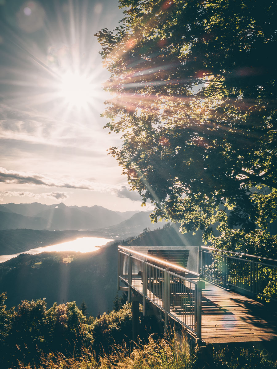 Sonnenuntergang Kärnten Tipps