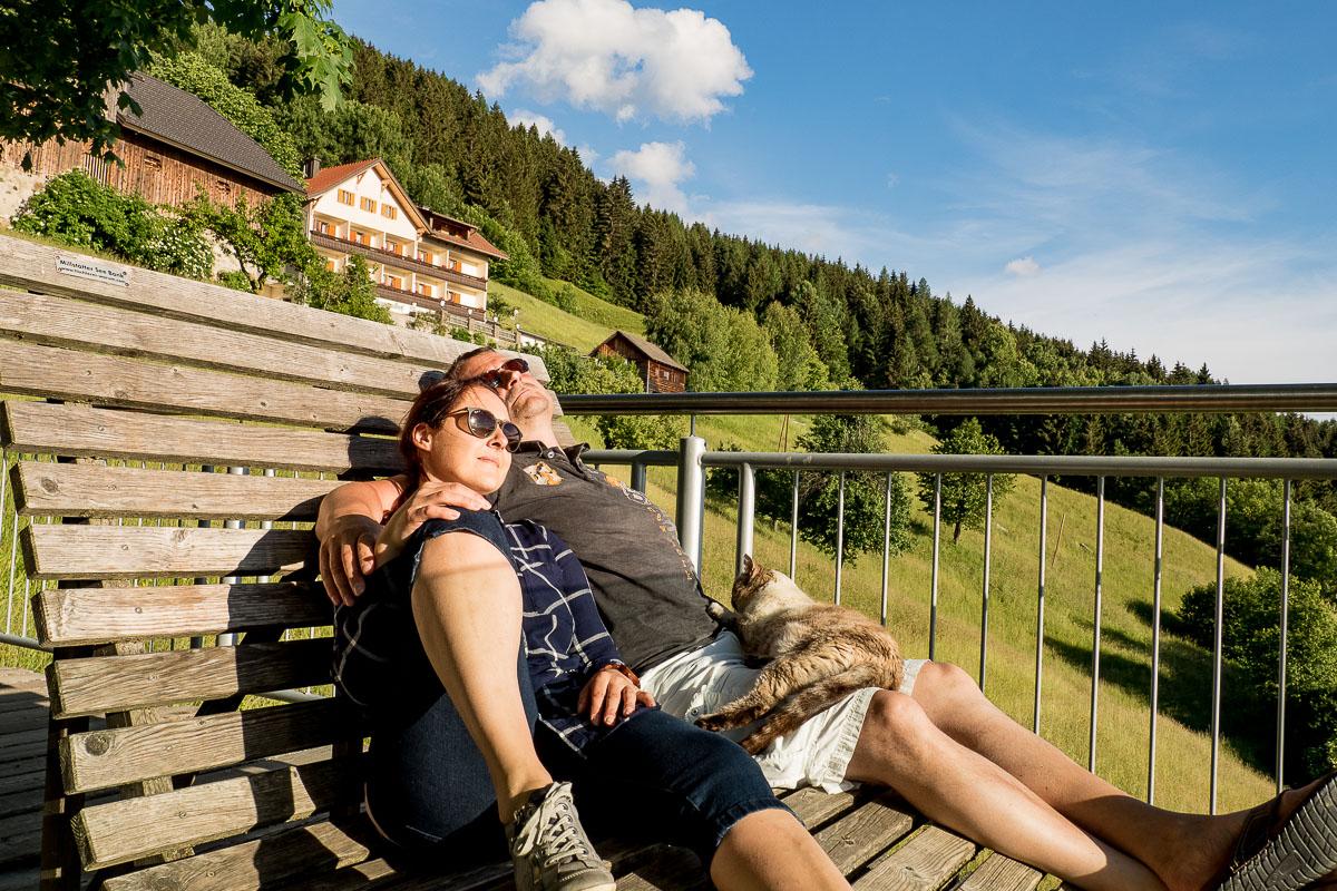 Bergfried Alpengasthof Gschriet