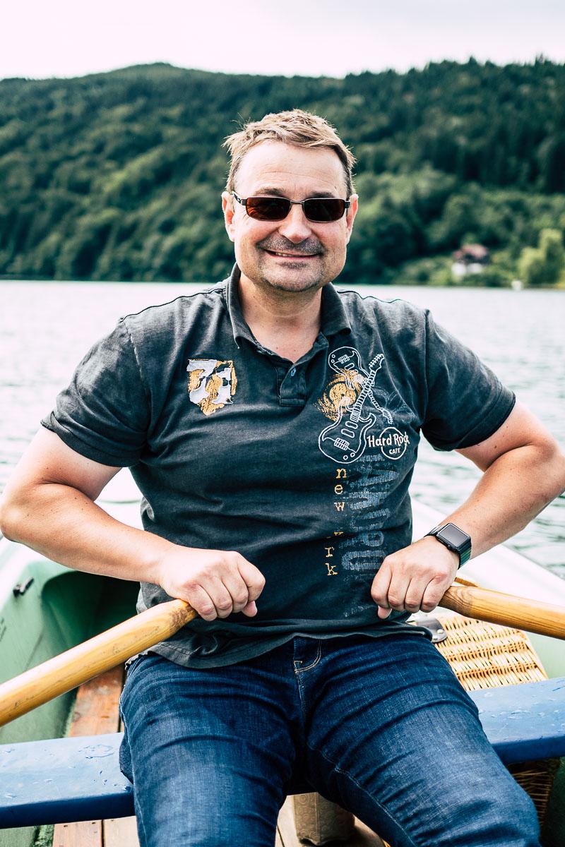 Ruderboot ausborgen Millstätter See