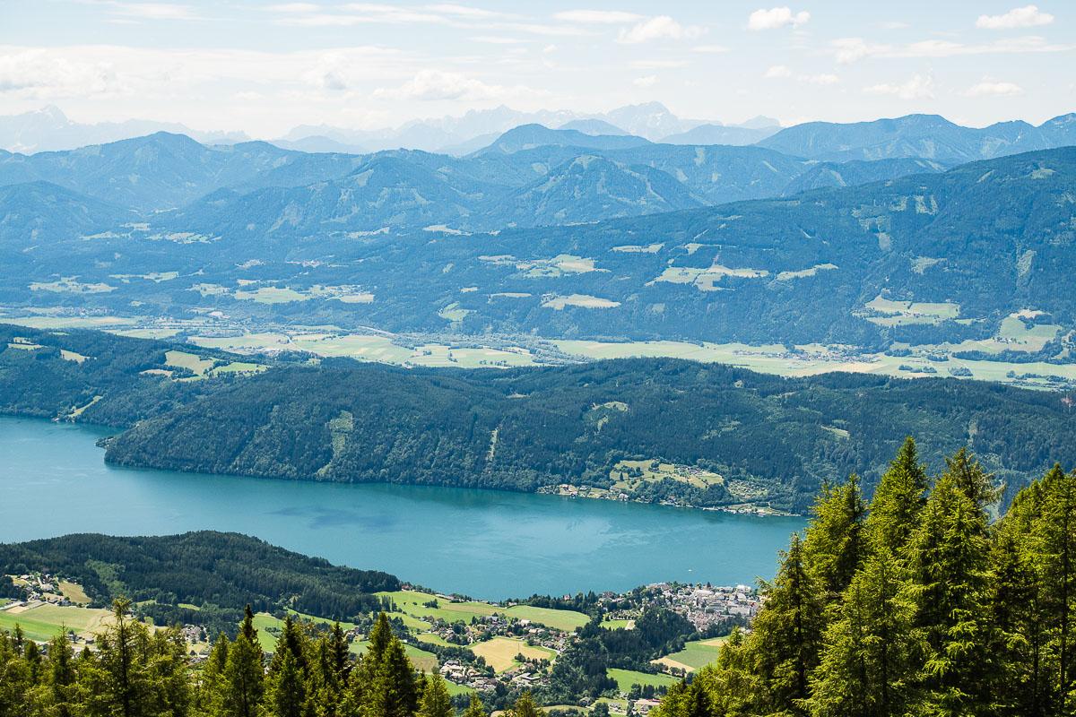 Wandern Kärnten Sommer