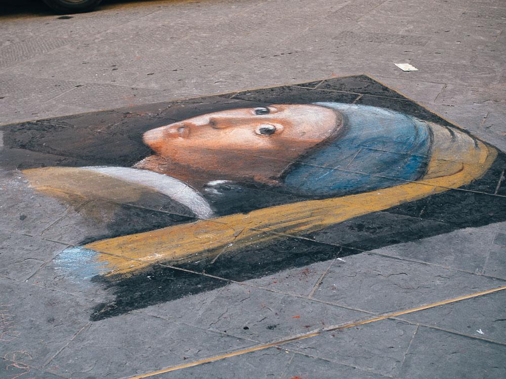 Streetart-Florenz