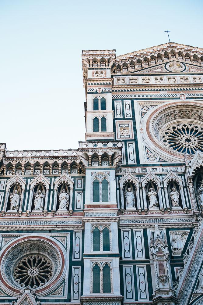 Dom Florenz Fassade