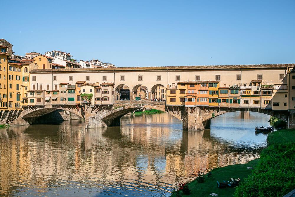 alte Brücke Florenz