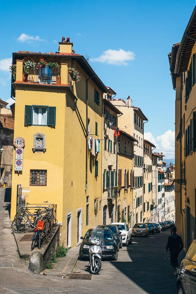 Florenz-über-Arno