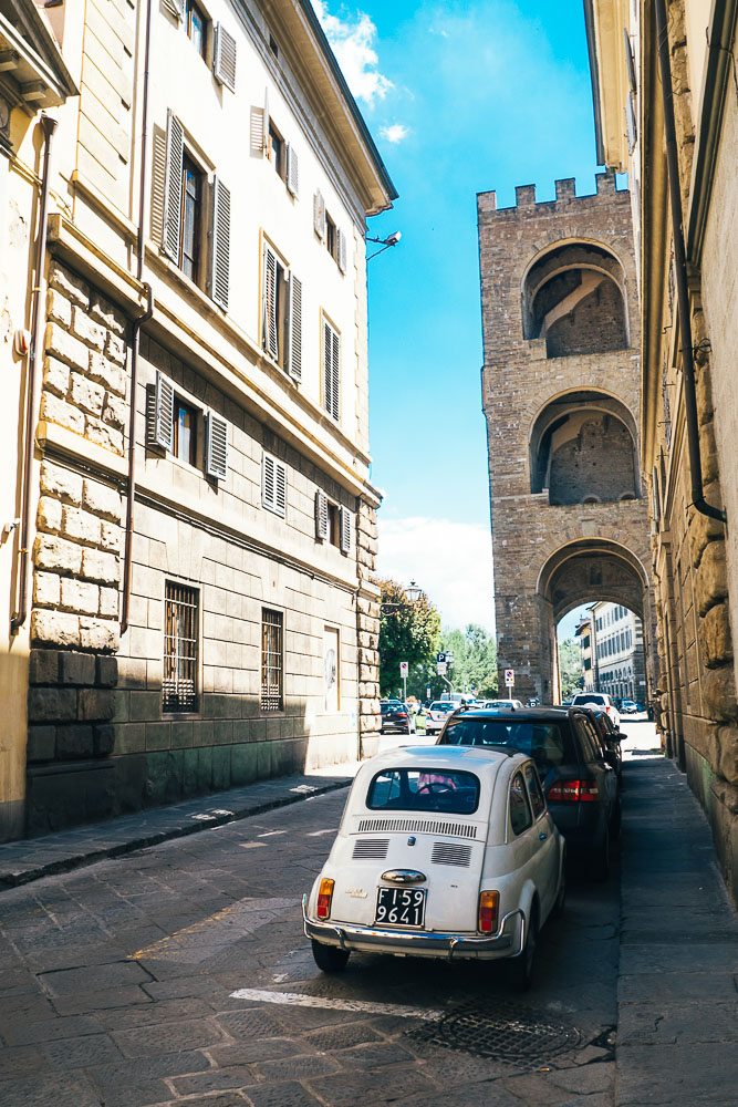 Florenz-Oltrarno