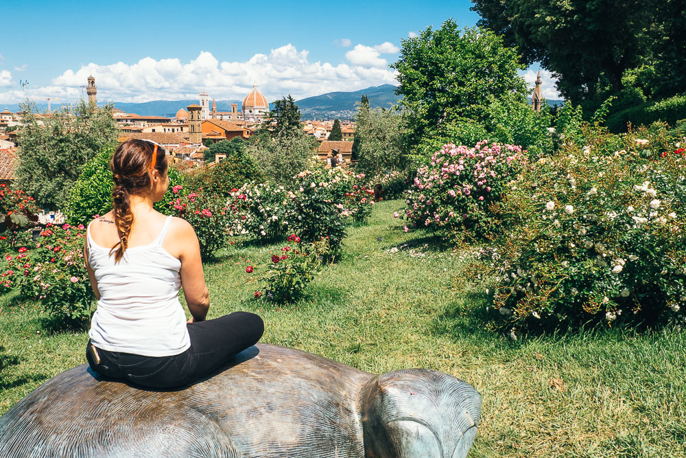 Giardino Rose Florenz