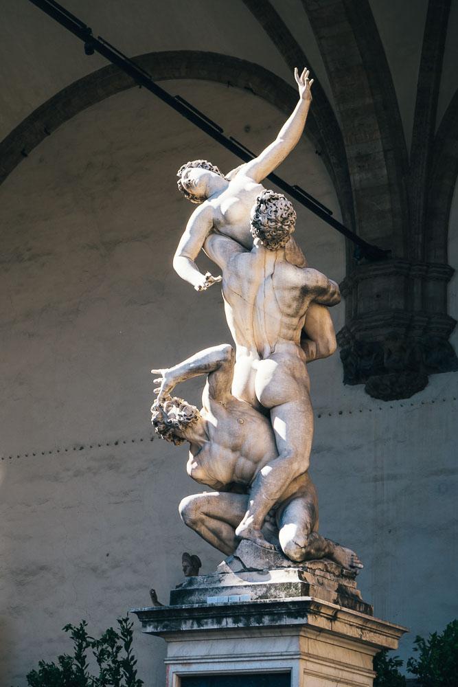 Bildhauerei-Florenz