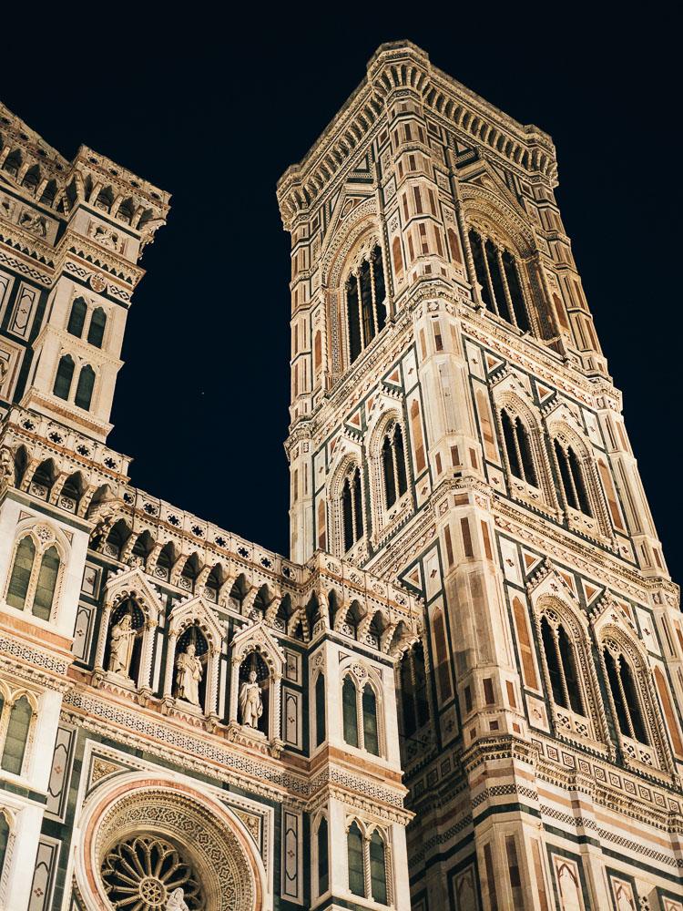 Glockenturm Florenz