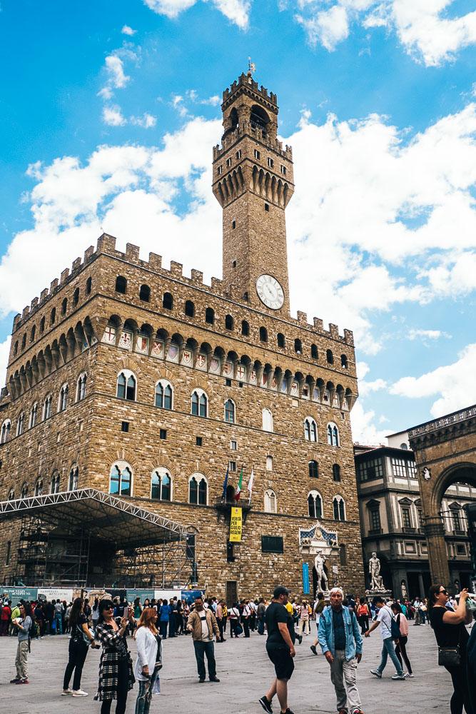 Palazzo Vecchio Florenz