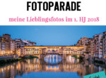 Fotoparade Erkunde die Welt