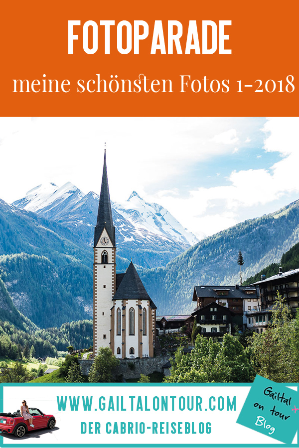 Fotoparade erstes Halbjahr 2018