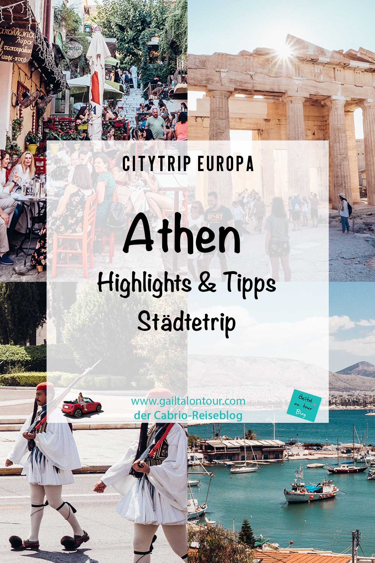 Athen Tipps und Infos Kurztrip