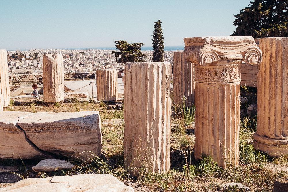 Säulen-Akropolis