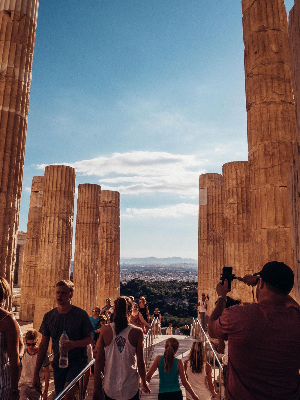 touristen-akropolis