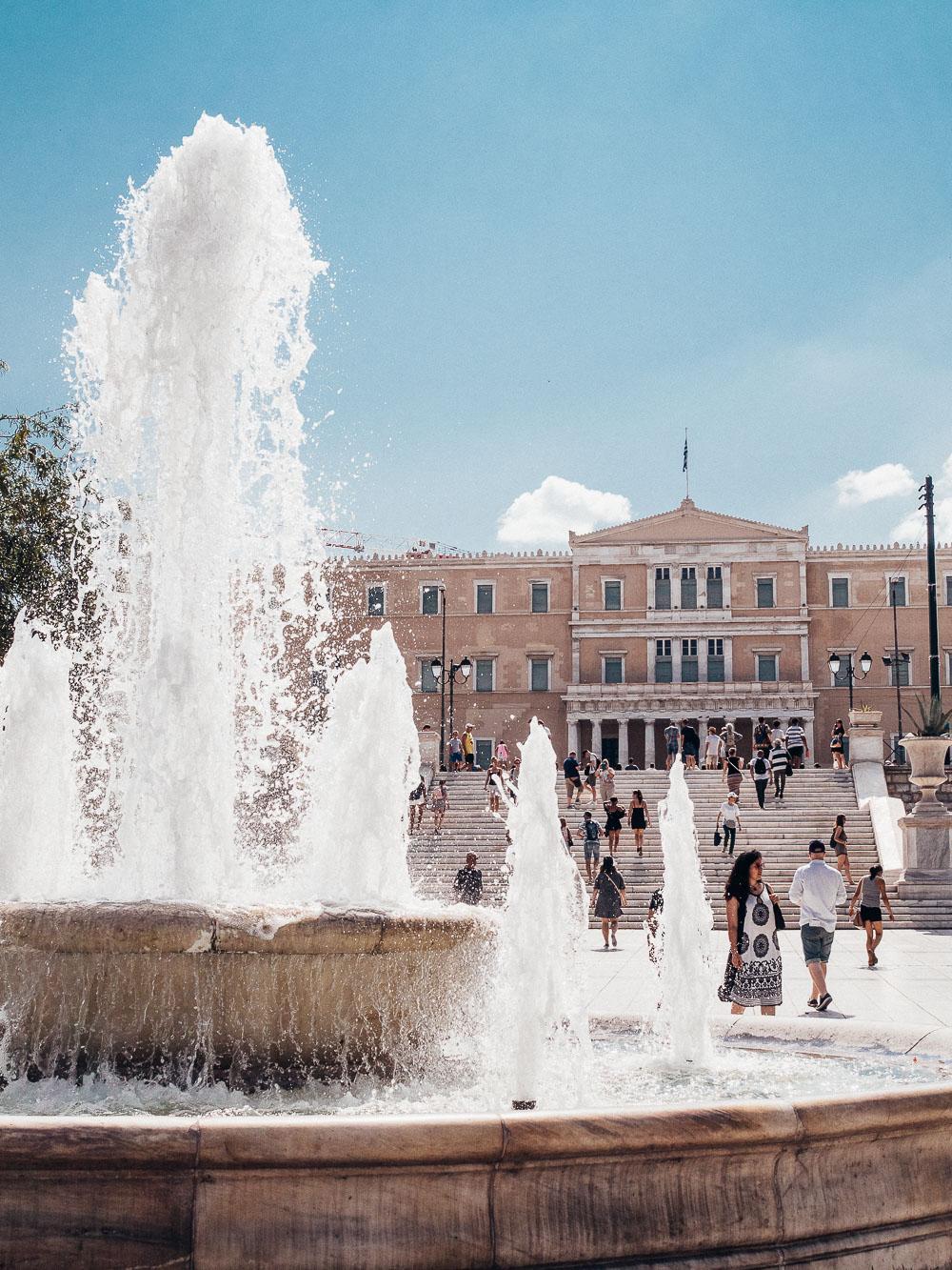 Parlament-Athen