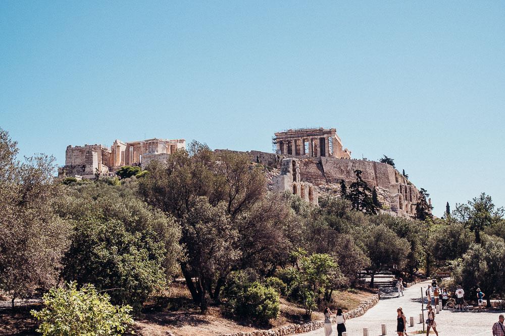 athen-akropolishügel-tickets