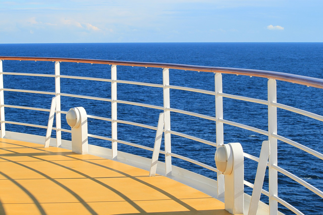 Reeling-Kreuzfahrtschiff