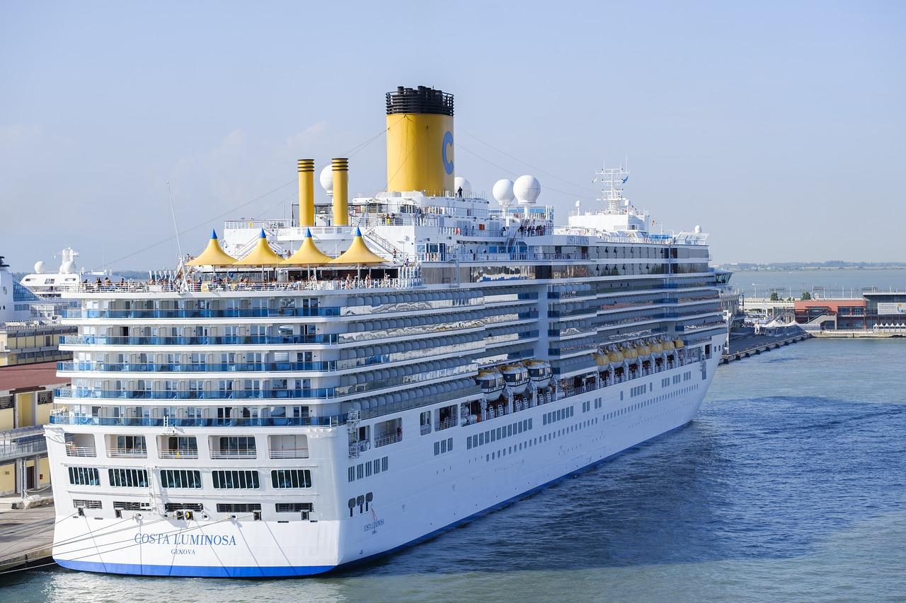 Costa-Kreuzfahrtschiff