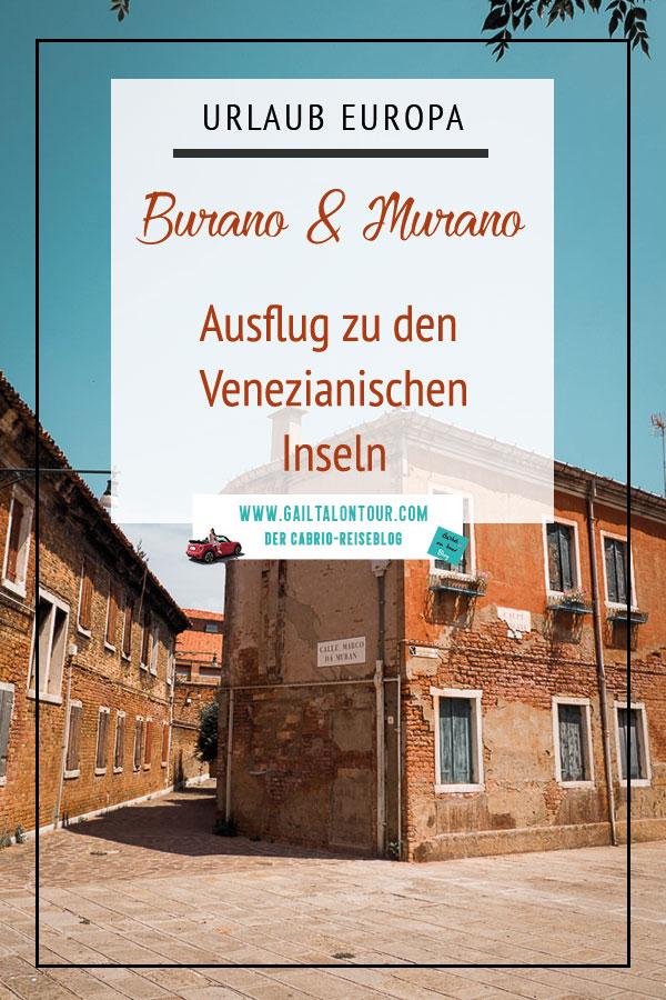 Burano Murano Ausflug und Tipps für einen Tag
