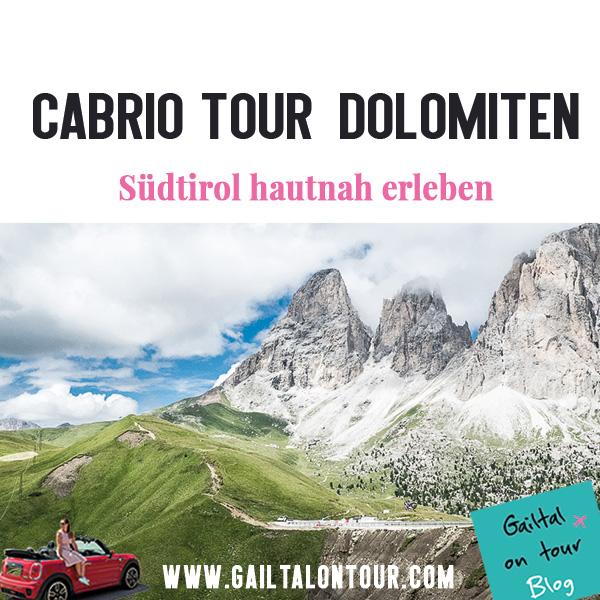 cabrio-ausfahrt-dolomiten-südtirol